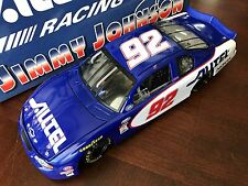 2000 Jimmie Johnson Alltel Busch Series pre-ROOKIE car 1 of 3000 RARE MINT