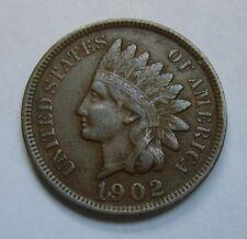 USA-STATI UNITI D'AMERICA 1 CENTESIMI 1902, Indian Head CENT