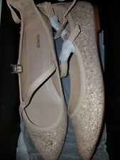 MIMCO Marble Arch Ballet Flats Sz37 or AU7 RRP$149