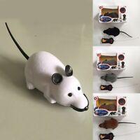 Neue Fernbedienung RC Ratte Maus drahtlos für Katze Hund Haustier Spielzeug