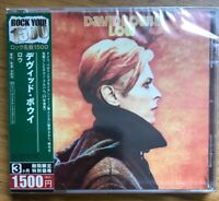 David Bowie LOW - JAPAN Ltd Ed Low TOSHIBA EMI Album Cd SEALED Rock You OBI