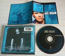 CD ALBUM ELECTRIC JACK INGRAM 11 TITRES 2002