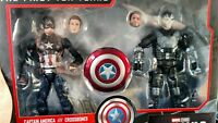 Marvel Legends Studios First Ten 10 Years Civil War Captain America Crossbones