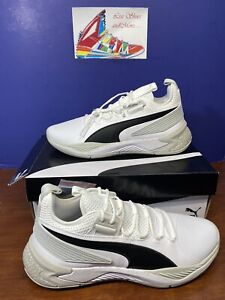 RARE! Mens Puma Uproar Hybrid Court Core Basketball Shoes 192775 06 Size 14