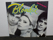 Blondie - Eat to the Beat - OIS + Fan Club Sheet - Chrysalis CDL 1225-1
