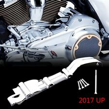 Chrome Inner Primary Accent Cover For Harley Touring Street Glide FLHX 2017-18