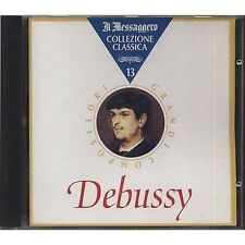 La collezione classica vol. 13 - Debussy CD EDITORIALE USATO OTTIME CONDIZIONI