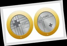 3 EURO *** Slovenie 2016 Slovenia *** Croix Rouge 150 Jaar Rode Kruis !!!