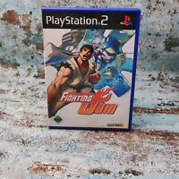Capcom Fighting Jam ORIGINAL Playstation 2 Spiel PS 2 mit OVP, CIB