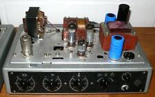 Pair Telefunken Ela V304 tube amplifiers - Germany / 1955