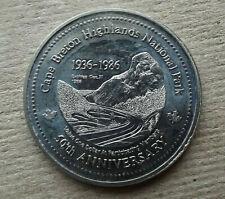 1986 CAPE BRETON NOVA SCOTIA MACPUFFIN TRADE DOLLAR LOT 358-i