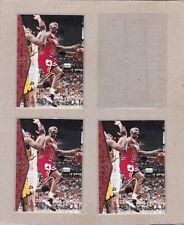 1994-95 SP He's Back Red #MJ1 Michael Jordan Chicago Bulls EX/NM+ - 3 Cards