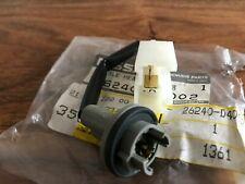 Nissan Bluebird T12 T72 NEW GENUINE front sidelight bulb holder 26240D4002 5J6