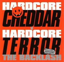 HARDCORE CHEDDAR V HARDCORE TERROR - THE BACKLASH 2CD (NEW/SEALED)
