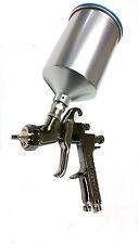 Iwata Spray Gun LPH400 1.4 tip Chrome Cap New in Box with 1000cc cup