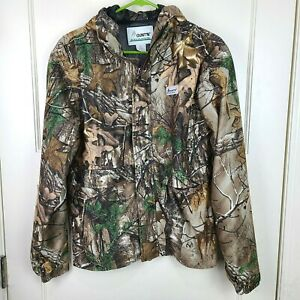 Mount'n Prairie RealTree Xtra Mesh Lined Hunting Jacket Coat Youth Size: XL