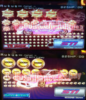 820HP Stars Wangan Midnight Maximum Tune 3 ~ B Rank No Dress Your Name