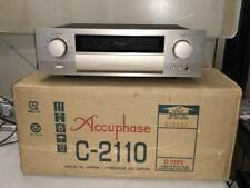 Accuphase C-2110 Control Amplifier