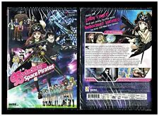 Bodacious Space Pirates: Complete Anime Collection (Brand New 5 DVD Set, 2014)