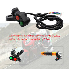 Multi-function ABS shell Motorcycle Handlebar Horn Headlight Turn Signal Switch