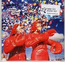 (H947) Sonny J, Enfant Terrible - DJ CD