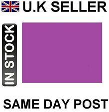 50 SHEET A4 CARD STOCK  PURPLE  160gms ART CRAFT CARDS