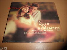 A WALK to REMEMBER soundtrack CD mandy moore SWITCHFOOT rachel lampa FOREMAN EXP