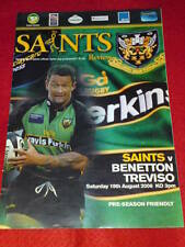 RUGBY-Northampton V BENETTON TREVISO-AUG 19 2006