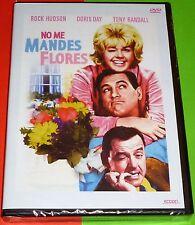 NO ME MANDES FLORES / Send Me No Flowers - Doris Day & Rock Hudson DVD R2 -Preci