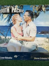 South Pacific Laserdisc