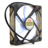 AVC 12025 FX00000454 12025R12LP 2cm DC 12V 0.1A quiet silent pwm cpu fan