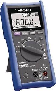 HIOKI Digital Multimeter AC Clamp Compatible Standard Type DT4255 Made in Japan