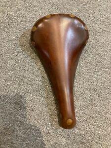 Titanium Railed Brooks Swift Saddle Brown