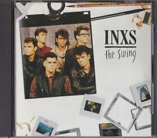 Inxs The Swing Japan CD 1986 32XD-157 Out Of Print