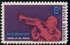 #1372 6¢ W.C. Handy Lot Of 400 Mint Stamps, Spice Up Your Mailings!
