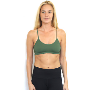 New Free People Intimates Seamless Ribbed Baby Racerback Bralette Soft Bra $20