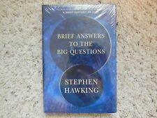 Brief Answers to the Big Questions by Stephen Hawking (2018, Hardcover)