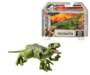 Jurassic World VELOCIRAPTOR Attack Pack Articulation Figure Dinosaur Mattel