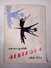 AA.VV., Numero speciale. Albisola. Estate 1962