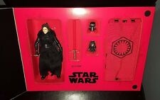 STAR WARS SDCC KYLO REN UNMASKED BLACK SERIES 6 INCH FIGURE IN STOCK COMIC CON