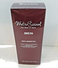 DEAD SEA AFTER SHAVE BALM WITH NATURAL MINERALS METRO SEXUAL SEA OF SPA 150 ML