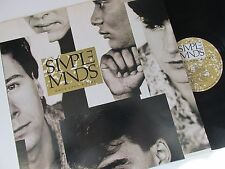 Simple MINDS-ONCE UPON A TIME-V2364-vinyl-lp-RECORD - ALBUM-NEW WAVE - 1980s