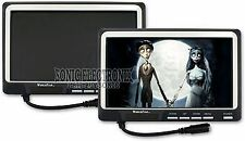 Worldstar In car DVD player with twin screens