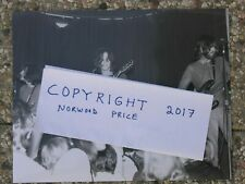The Kinks Whiskey-a-Go-Go  1970 Concert photo from original negative