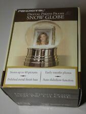 Pandigital Digital Photo Frame Snow Globe