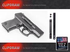 PARA ARMS Semi-Auto CLIPDRAW All Models Belt Clip Conceal Carry #SA-B Black IWB