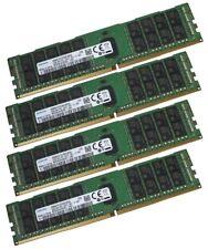 4x 32GB 128GB RAM ECC REG DDR4 2400 MHz f HPE Gen9 kompat. 805351-B21 819412-001