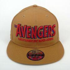 New Era Cap Men's Marvel Comics The Avengers Superhero 950 Snapback Hat