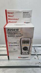 Megger AVO410 Digital Multimeter