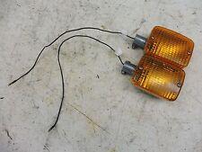 1978 Yamaha XS1100 XS11 XS 1100 Y564' rear turn signals blinker set